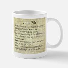 June 7th Mugs