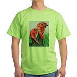 Blue Slate Pair Green T-Shirt