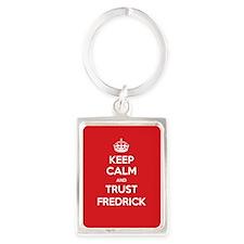 Trust Fredrick Keychains