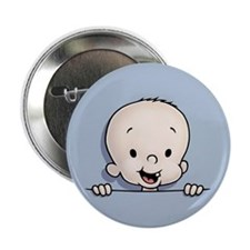"Pouchy Kid 2.25"" Button (10 pack)"