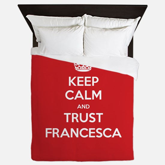 Trust Francesca Queen Duvet