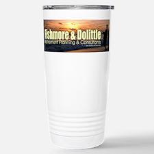 Funny Senior citizen Travel Mug