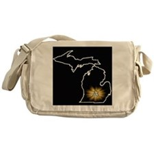 Michigan 33 Messenger Bag
