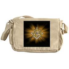 33 black Messenger Bag
