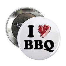 I [heart] BBQ Button