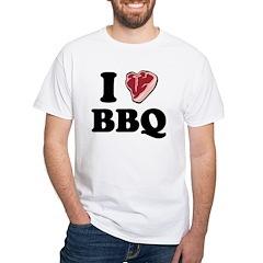 I [heart] BBQ Shirt