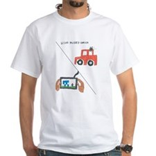 Wind Powered Charger by David T-Shirt