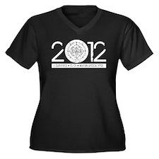 2012 Apocalypse Survivor Plus Size T-Shirt