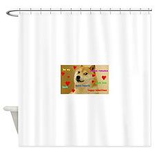 thats-mydog Shower Curtain