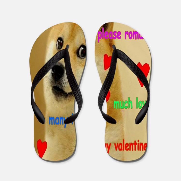 thats-mydog Flip Flops