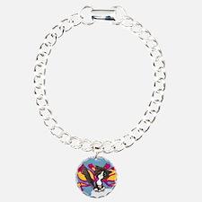 Tuxedo Cat Fairy Bracelet