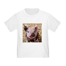 sweet little piglet 2 T-Shirt