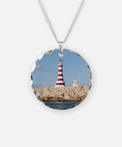 Caribbean Lighthouse Necklace