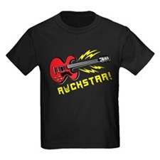 Rockstar Kids Shirt T-Shirt