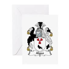 Algeo Greeting Cards (Pk of 10)