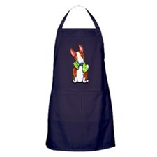 Red Bull Terrier Play Apron (dark)