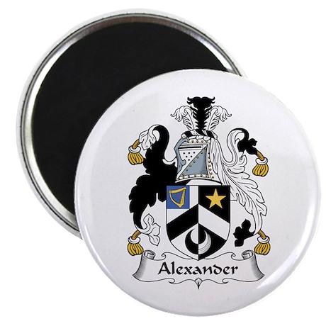 """Alexander 2.25"""" Magnet (10 pack)"""