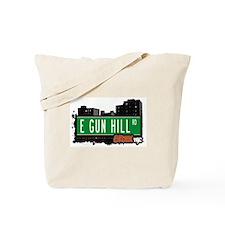 E Gun Hill Rd, Bronx, NYC Tote Bag