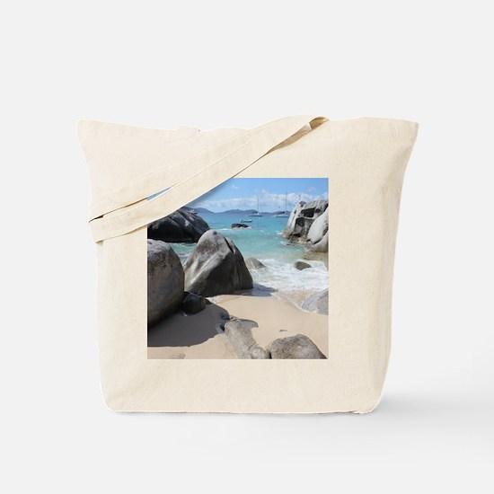 The Baths Tote Bag