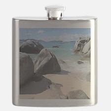The Baths Flask