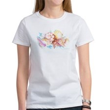 Ash Grey T-Shirt - Shells T-Shirt