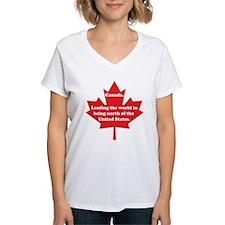 Oh Canada Shirt