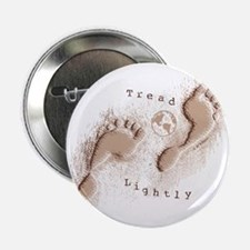 "Tread Lightly 2.25"" Button"