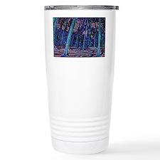 Magic forest purple 2 Travel Mug