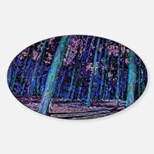 Magic forest purple 2 Decal