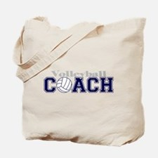Volleyball Coach II Tote Bag