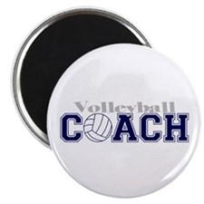 Volleyball Coach II Magnet