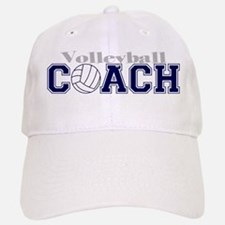 Volleyball Coach II Baseball Baseball Cap