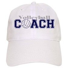 Volleyball Coach II Baseball Cap