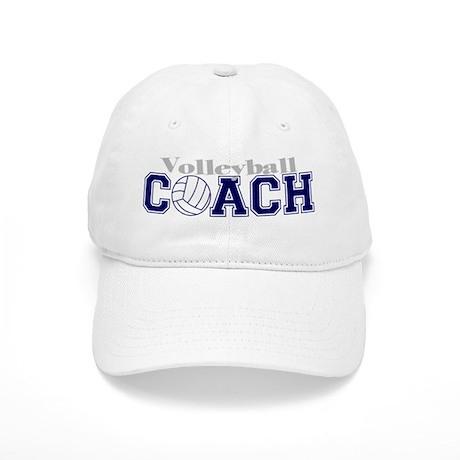 Volleyball Coach II Cap