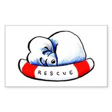 Maltese Rescue Decal