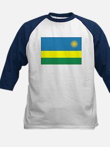Rwanda Kids Baseball Jersey