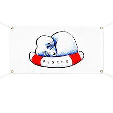 Maltese Rescue Banner