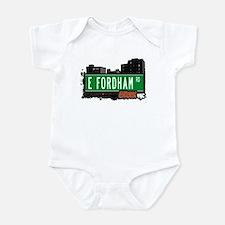 E Fordham Rd, Bronx, NYC Infant Bodysuit