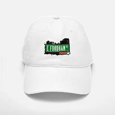 E Fordham Rd, Bronx, NYC Baseball Baseball Cap