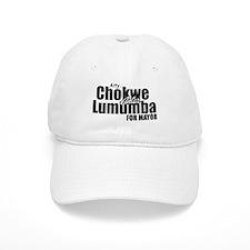 Elect Chokwe Antar Lumumba-1 Baseball Baseball Cap