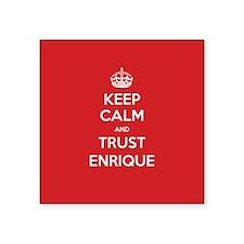 Trust Enrique Sticker