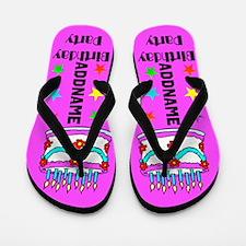 Birthday Fun Flip Flops