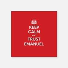 Trust Emanuel Sticker