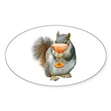 Squirrel Drink Decal