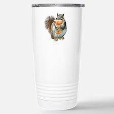 Squirrel Drink Stainless Steel Travel Mug