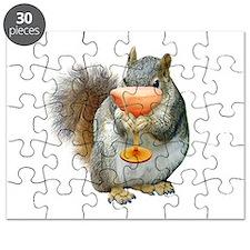 Squirrel Drink Puzzle