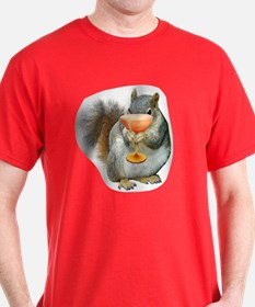 Squirrel Drink T-Shirt