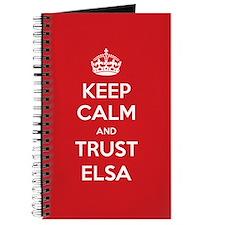 Trust Elsa Journal