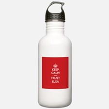 Trust Elsa Water Bottle