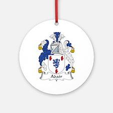 Adair Ornament (Round)